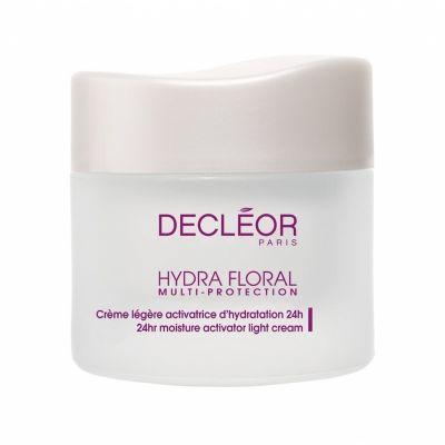 Hydra Floral multi protection Crème légère activatrice d'hydration 24h