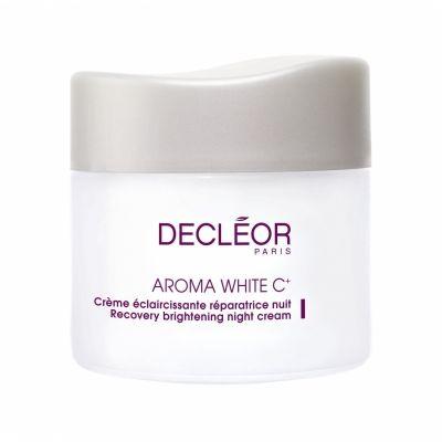 Aroma White C+ Crème éclaircissante réparatrice nuit